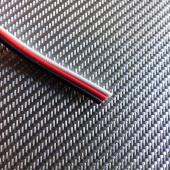 Fil servo 3 brins 0.10mm²