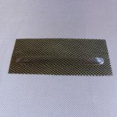 cache servo standard en carbone/kevlar