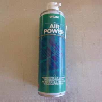 Air comprimé pour nettoyage