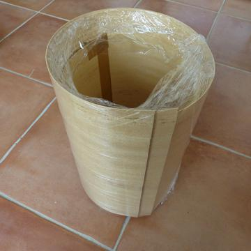 4 planches de Samba 6/10 25 cm de large