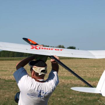 Planeur Xplorer haute performance