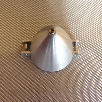 cône Aluminium diam. 35