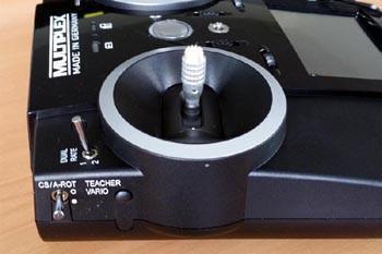 Radio Cockpit SX9 M-Link avec récepteur