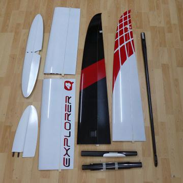 Explorer Q4 3.80 Croix Blanc/Rouge