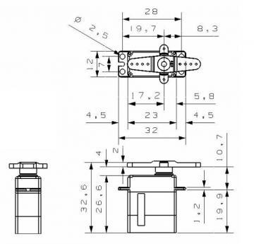 KST DS315MG