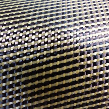 taffetas hybride carbone/kevlar 71g/m²