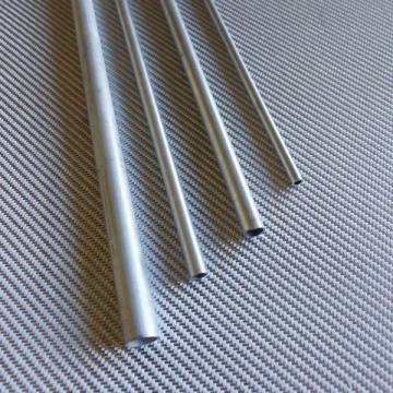 Tube aluminium de diam. 4mm