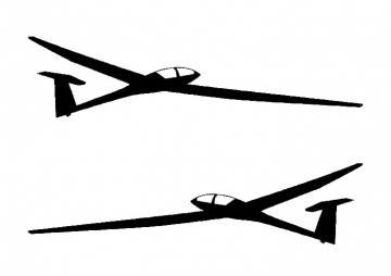 Silhouettes DG500 250 mm x 50 mm