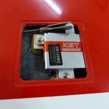 Orion Blanc/rouge D-Box
