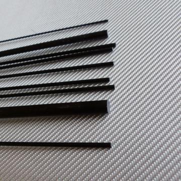 Jonc carbone de 4 mm en 100 cm